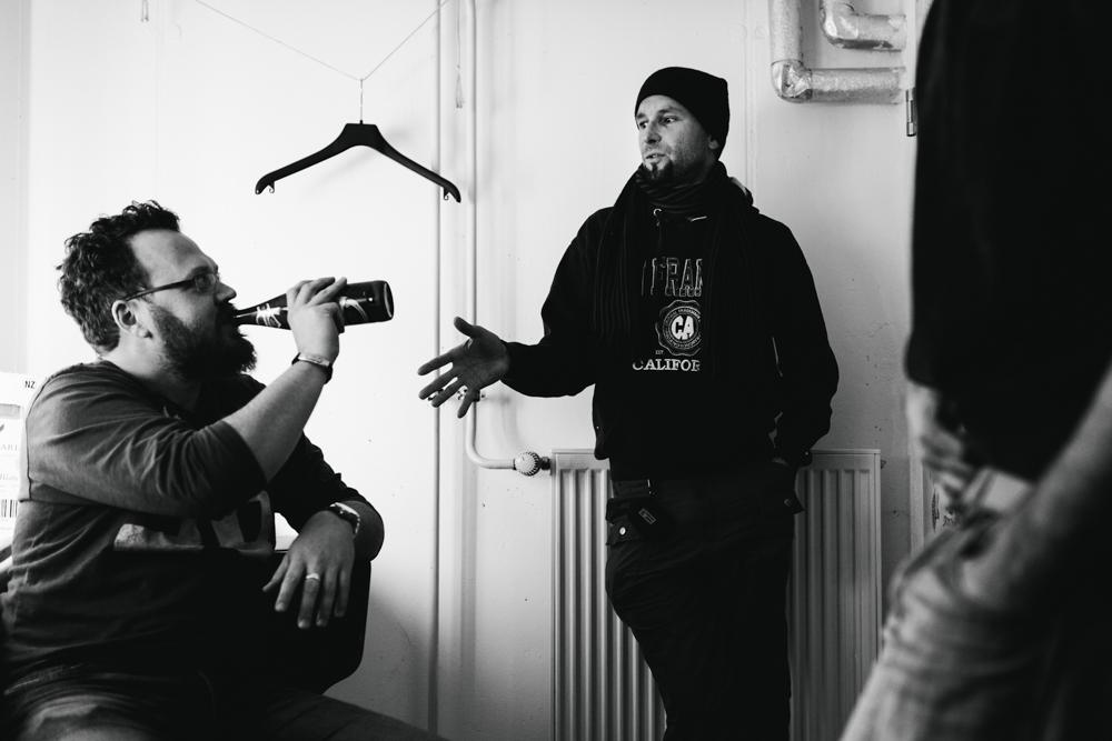 Blind Ego Lindenkeller | Freising 2017 Backstage ®Die Konzertfotografen