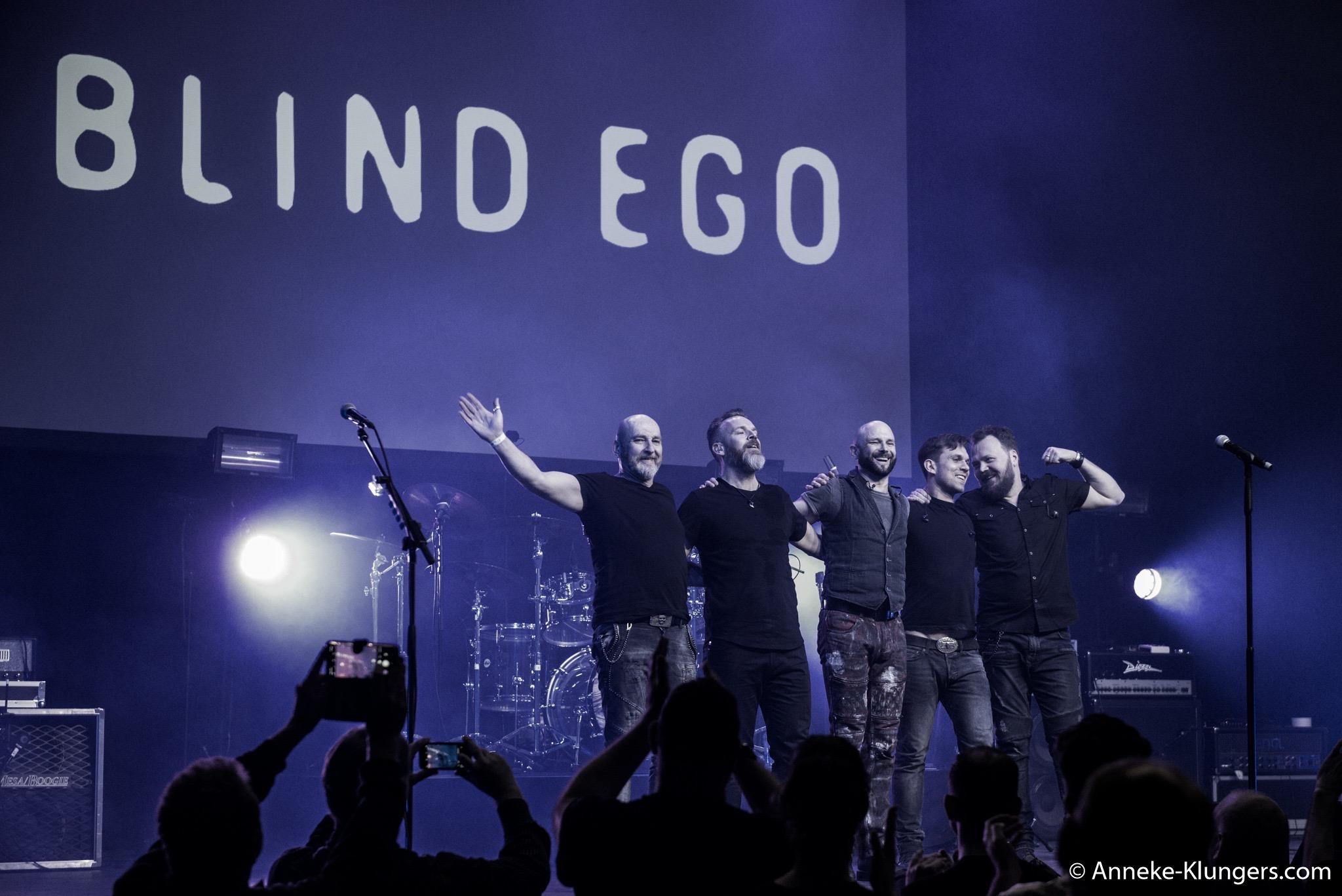 Konzertfoto BLIND EGO